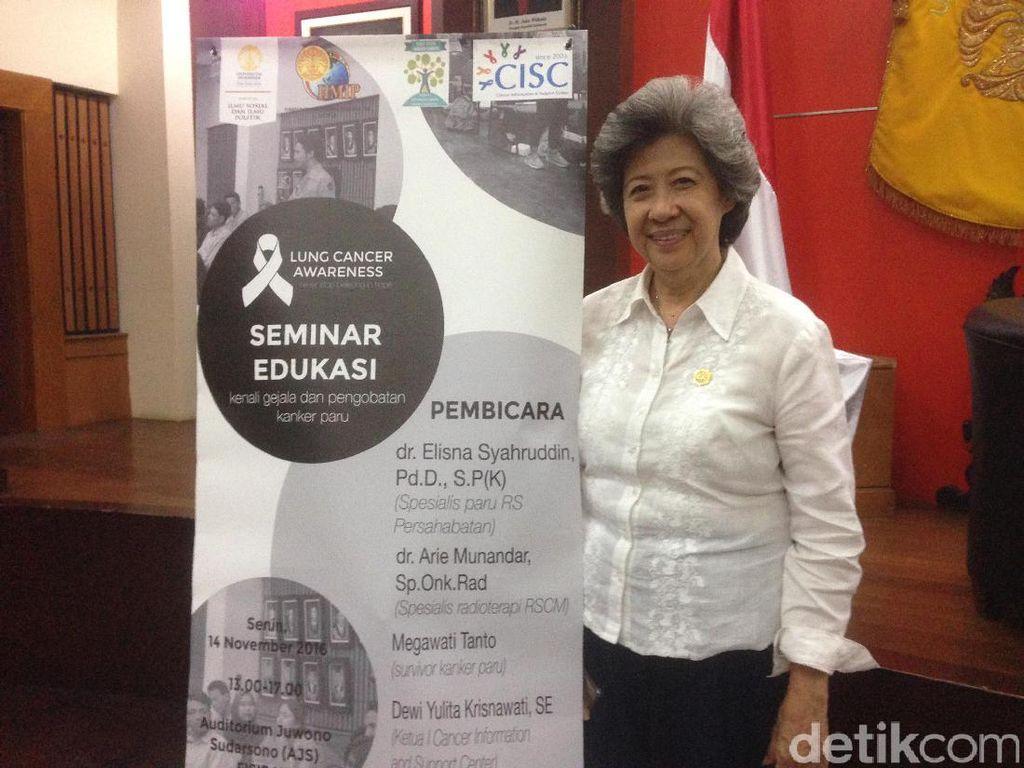 Kisah Nenek yang Tetap Tabah Meski Didiagnosis Kanker Usus Besar dan Paru