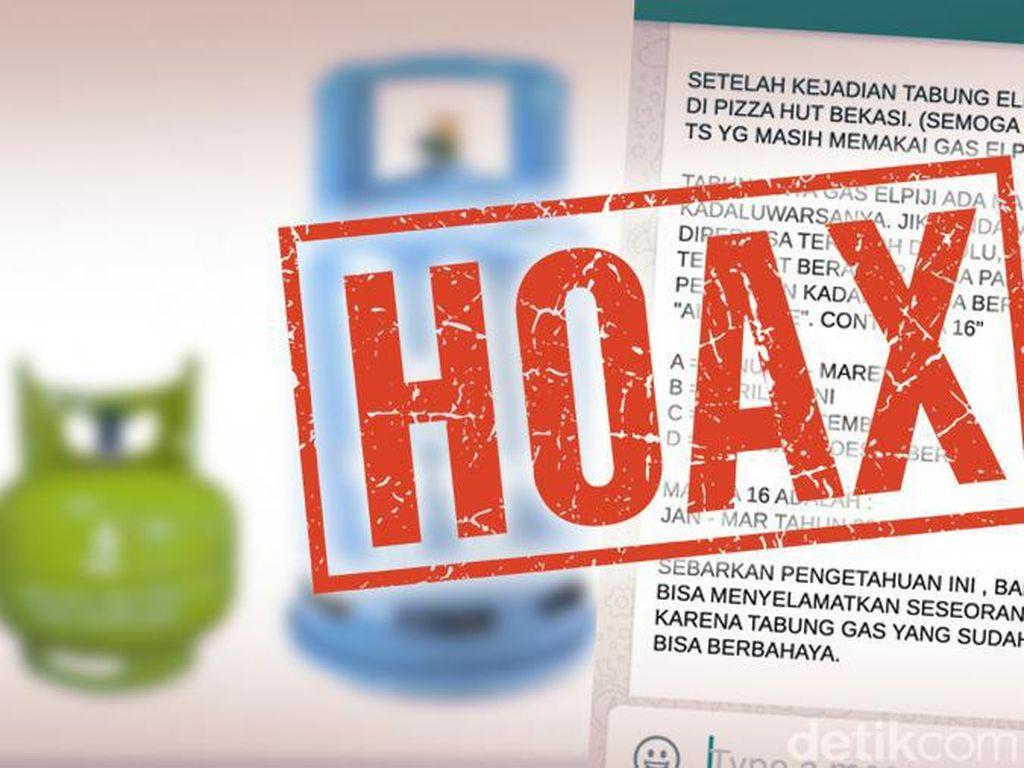 Lapor Hoax Kini Bisa Lewat Aplikasi Mastel