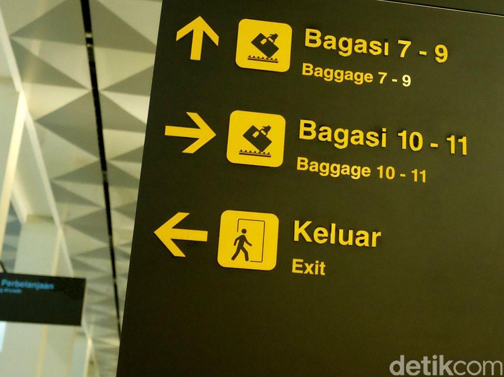 Bawa Oleh-oleh Tak Ada Nota, Bebas Pajak di Bandara