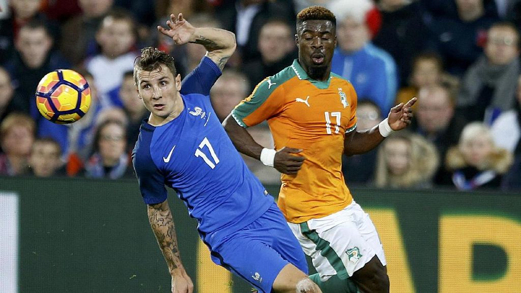 Prancis vs Pantai Gading Berakhir Imbang Tanpa Gol