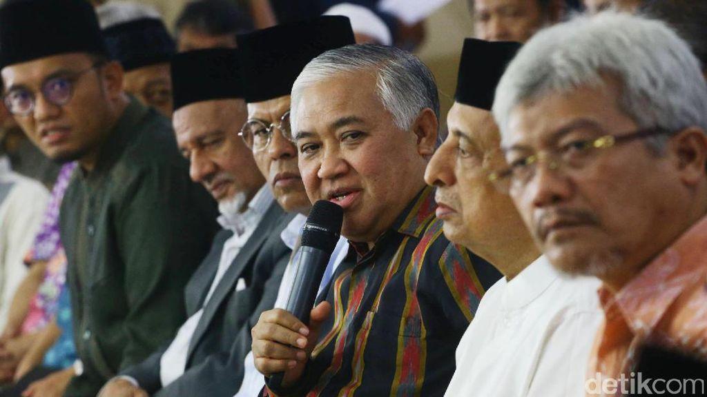 Ahok Jadi Tersangka, Pimpinan Ormas Islam Berterimakasih ke Jokowi
