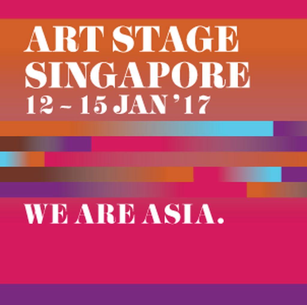 126 Galeri Seni dari 27 Negara Meriahkan Art Stage Singapore 2017
