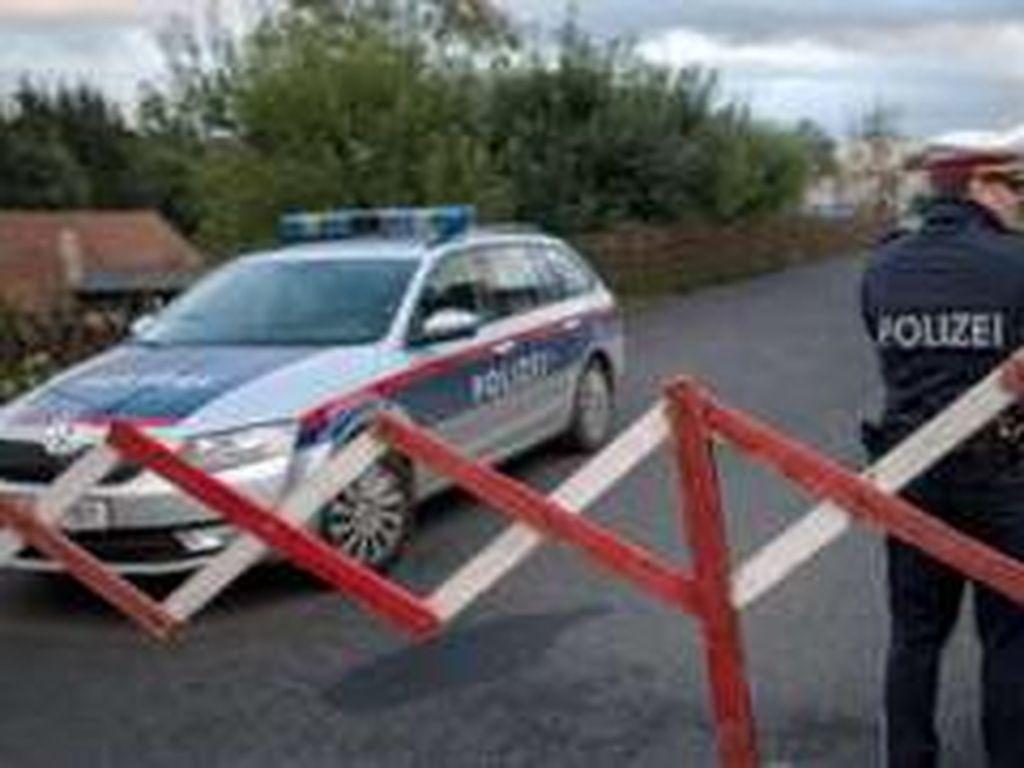 Polisi Austria Tangkap 30 Orang dalam Operasi Antiterorisme