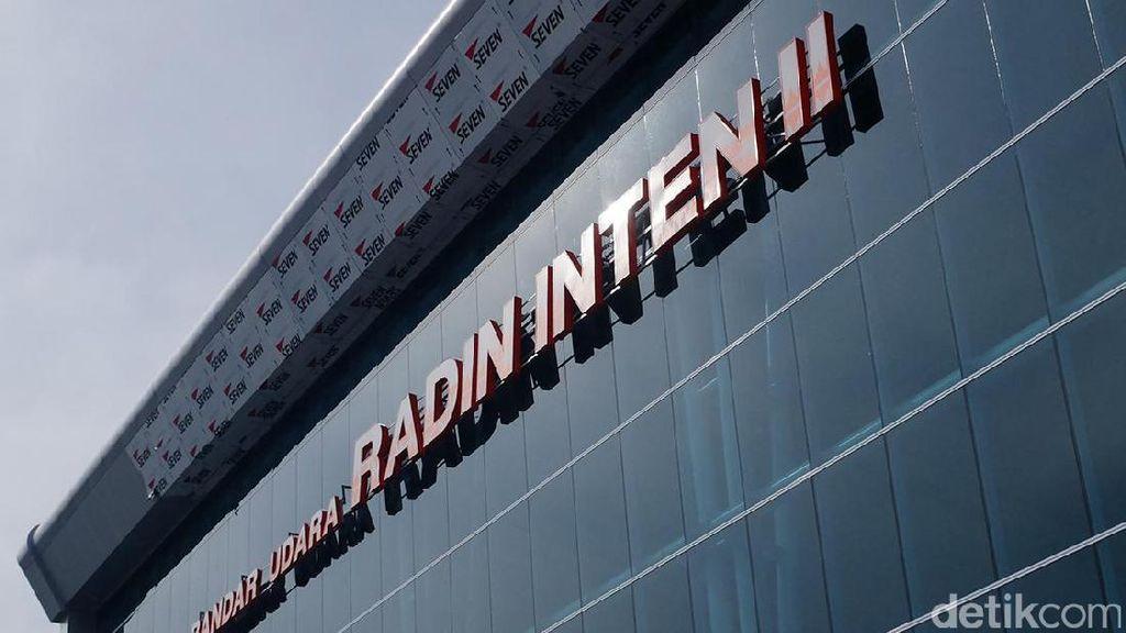 Pengelolaan Bandara Radin Inten II Lampung Diserahkan ke AP II
