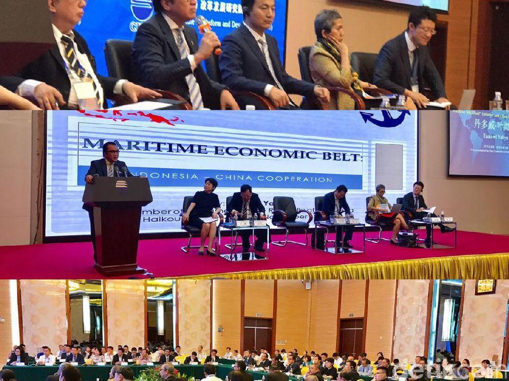 Era Baru Hubungan Indonesia-China
