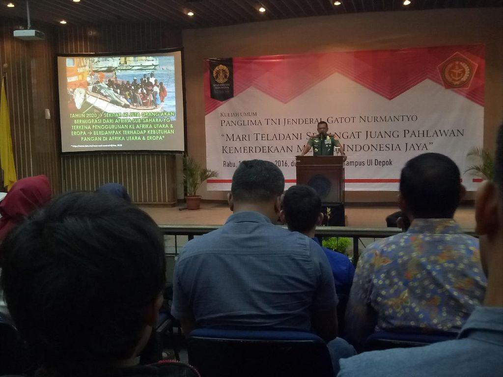 Cerita Panglima TNI Soal Patriotisme Indonesia, Singapura, dan Malaysia