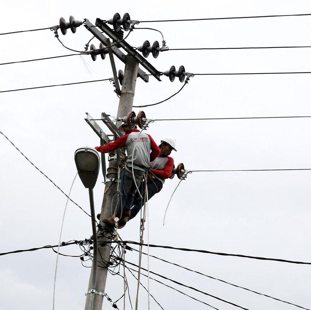 Penghematan Subsidi Listrik Rp 20 T untuk Bangun Infrastruktur di RI