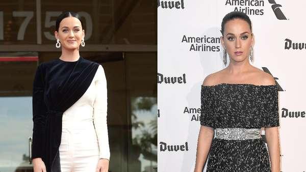 Dua Penampilan Katy Perry di HUT Capitol Records, Lebih Suka Mana?