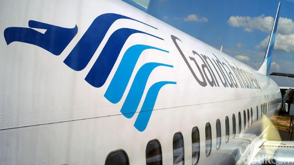 Garuda Buka Penerbangan Surabaya-Madinah