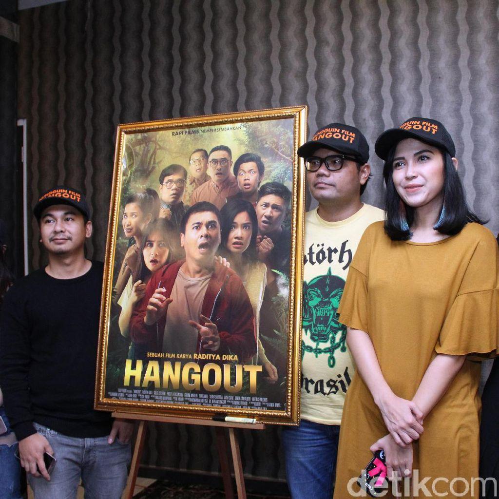 Raditya Dika Optimis Hangout Sesukses Comic 8 dan Warkop DKI Reborn