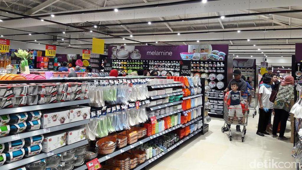 Terakhir! Promo Spesial Grand Opening Transmart Pondok Gede