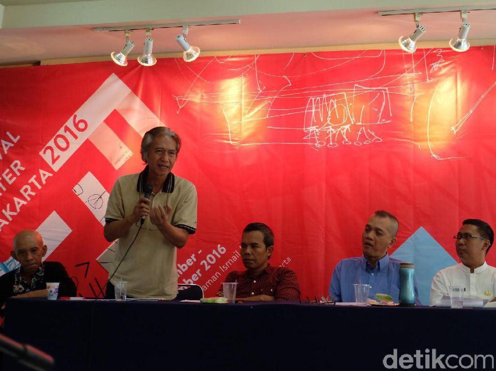 Festival Teater Jakarta 2016 Dibuka Malam Ini