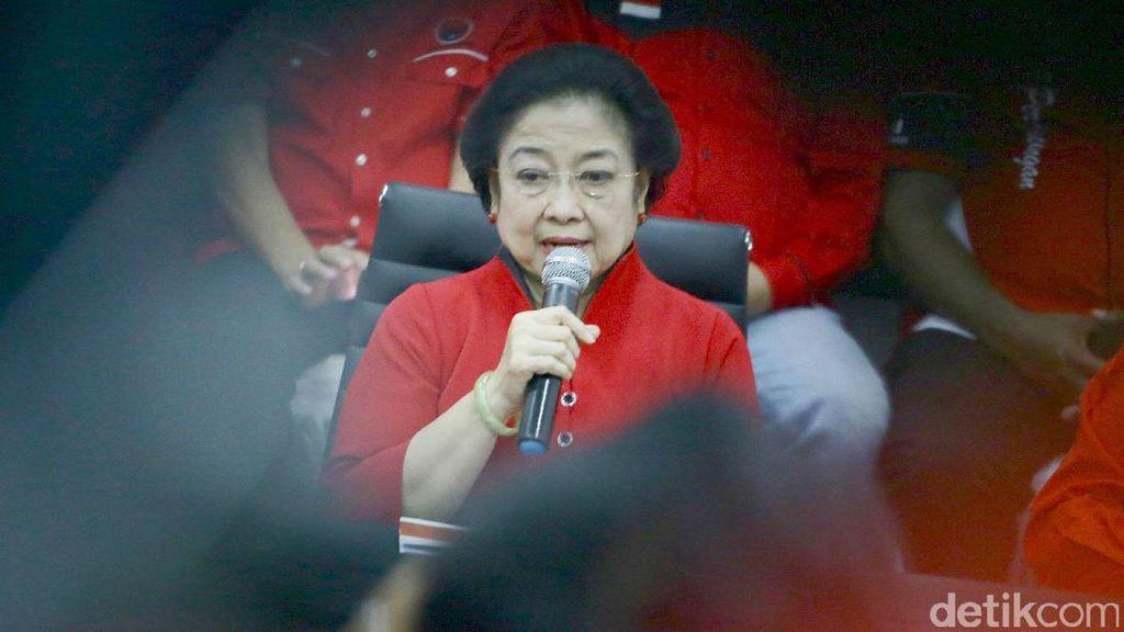 Ketum PDIP Megawati Dipolisikan Terkait Dugaan Penistaan Agama