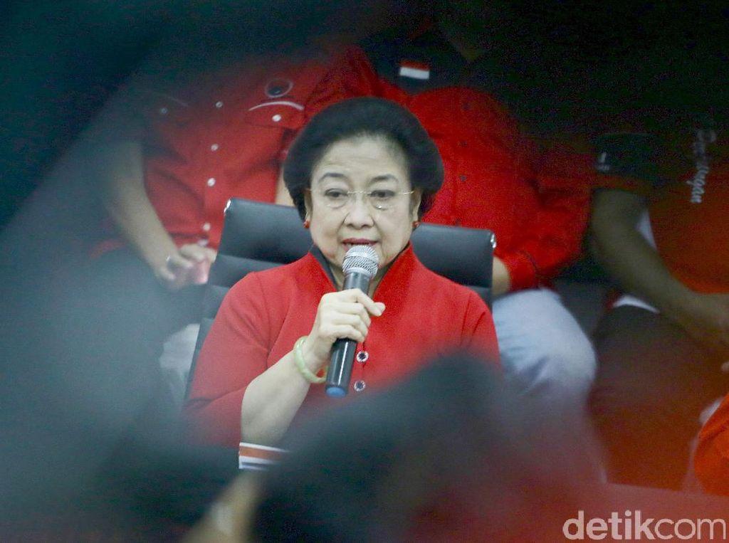 Megawati akan Umumkan Langsung Cagub Jatim dan Sulsel Besok Minggu