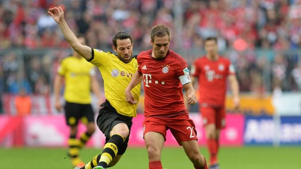 Potensi Bayern Memutus Laju Oke Dortmund di Kandang