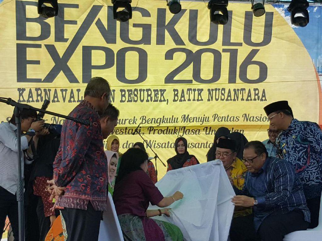 Mendongkrak Pariwisata Bengkulu Lewat Bengkulu Expo 2016