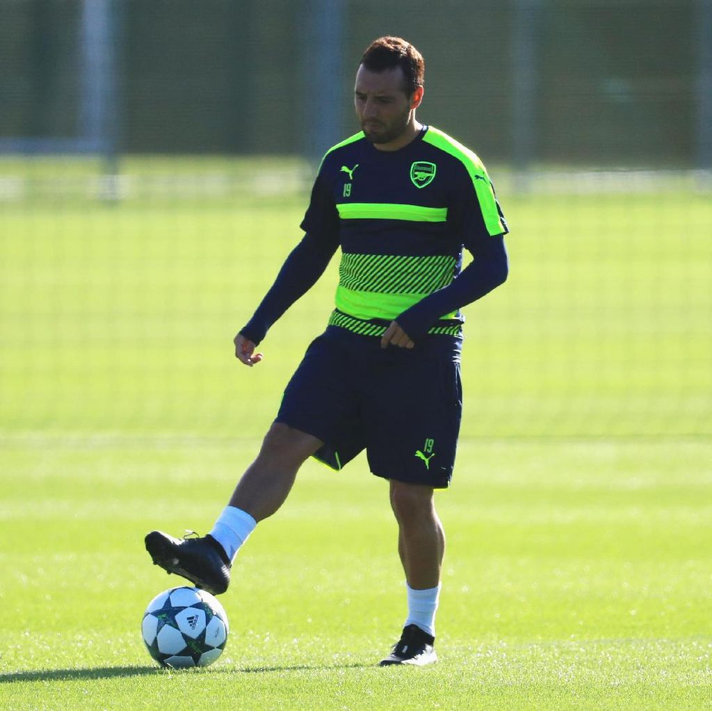 Arsenal Butuh Cazorla yang Baru
