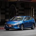 Hyundai Ioniq Diuji Sebagai Mobil Otonom