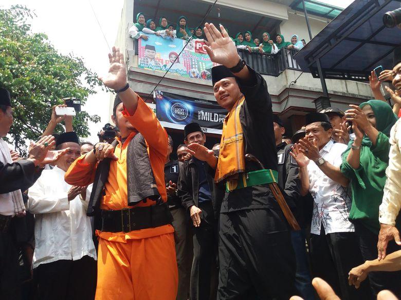 Agus Yudhoyono Janji Beri Bantuan Tunai ke Gelandangan dan Pengemis