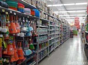 Rumah Bersih dengan Promo Alat Kebersihan di Transmart Carrefour