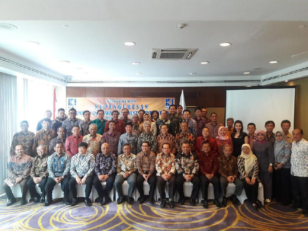 Himpunan Kawasan Industri Umumkan Kepengurusan Baru 2016-2020