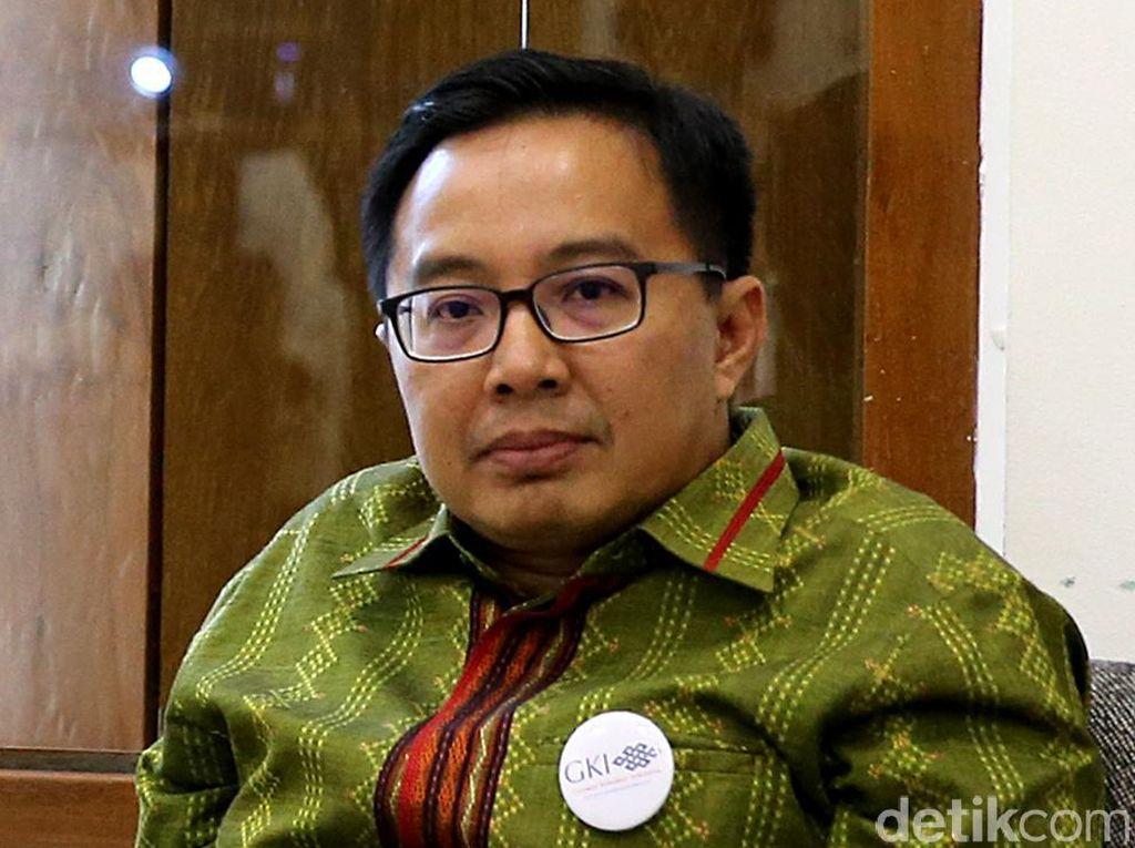 Golkar: Jokowi Perlu Panggil Yahya Staquf yang ke Israel