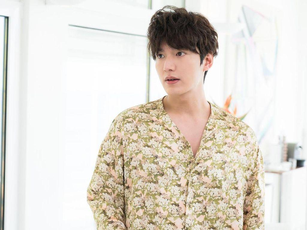 Vakum 3 Tahun, Lee Min Ho Comeback Lewat Legend of the Blue Sea