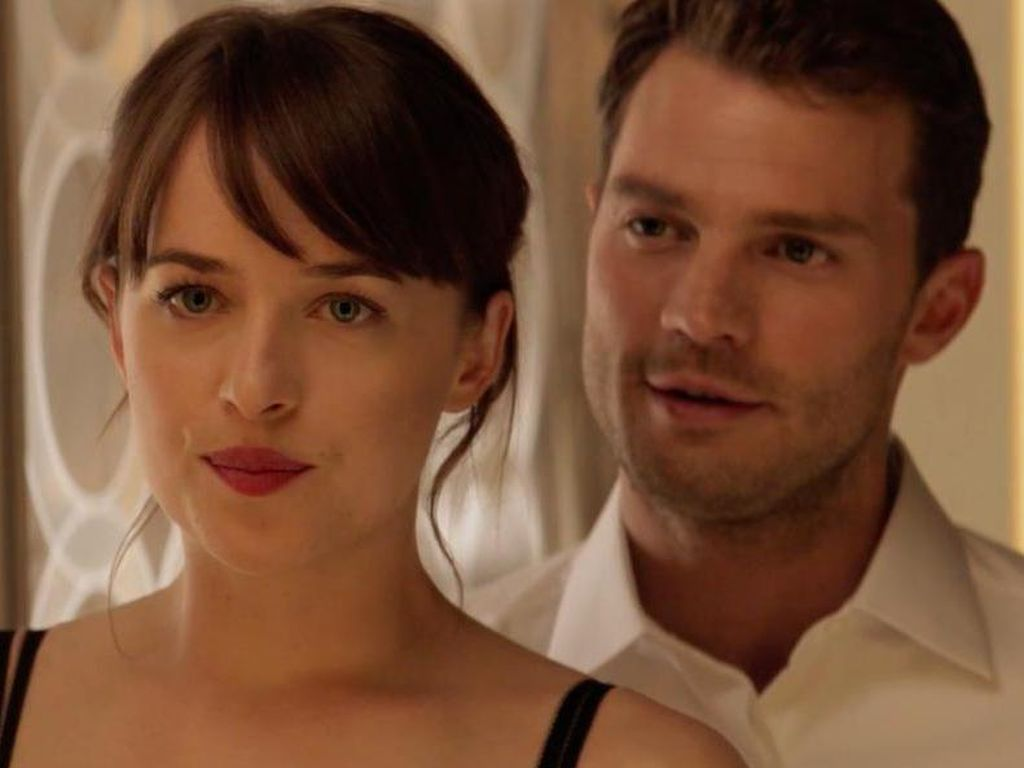 Trailer Anyar Fifty Shades Darker Berujung Mencekam