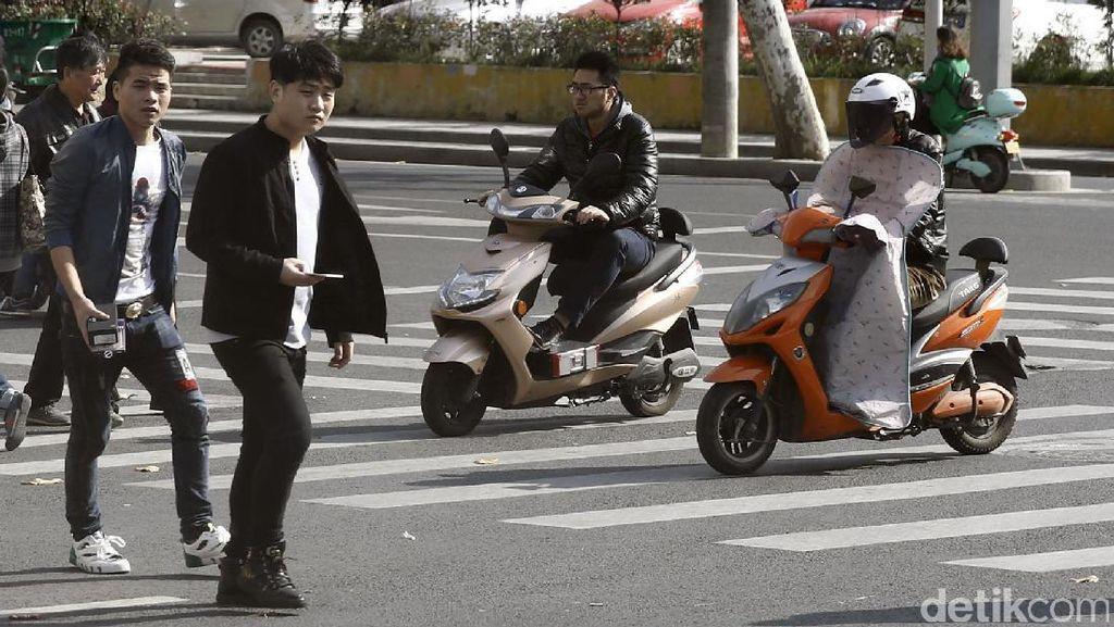 Di China Bakal Ada 223 Juta Motor Listrik