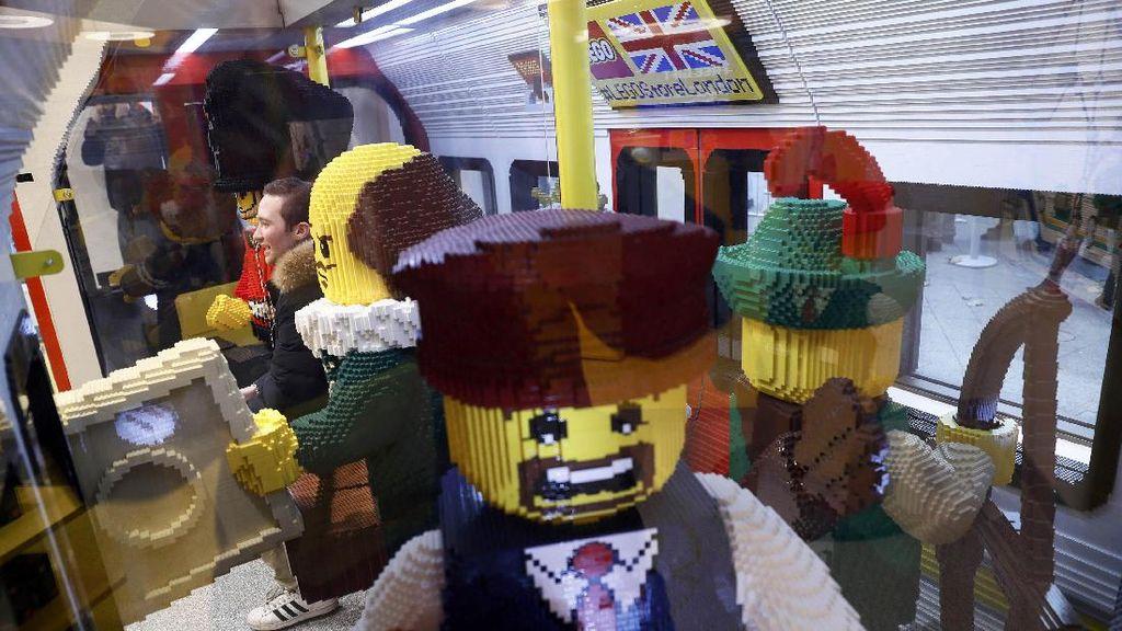 Menjelajahi Lego Store Terbesar di Dunia