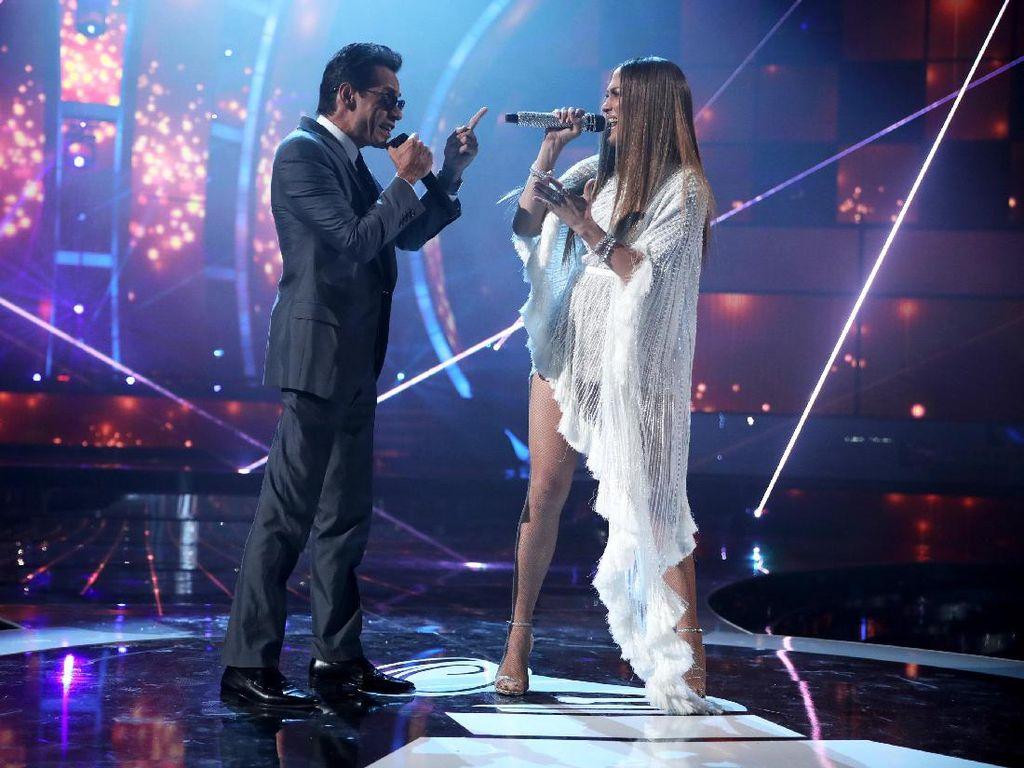 Cerai dari Shannon De Lima, Marc Anthony Balikan dengan J.Lo?