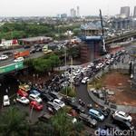 Jalan Fatmawati Ditutup 6 Bulan untuk MRT, Ini Rute Alternatifnya