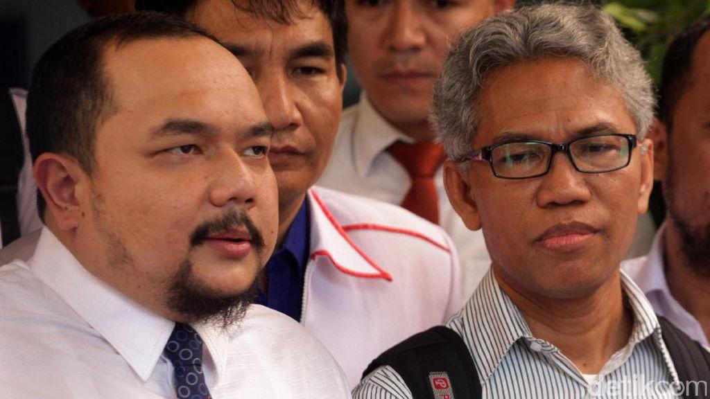 Buni Yani Diperiksa di Polda Metro Jaya
