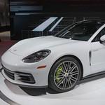 Porsche Panamera Usung New V6 Turbo