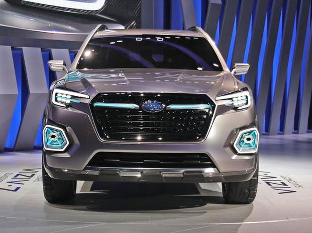 Subaru Pamer Konsep SUV 7 Kursi