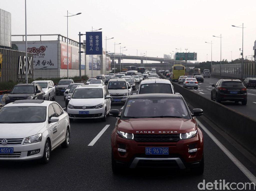 China Yakin Penjualan Mobil Tahun Ini Nggak Jeblok-jeblok Amat
