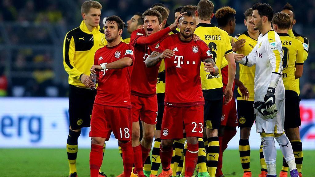Tantangan buat Bayern di Signal Iduna Park