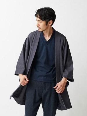 Musim Hujan, Saatnya Tampil <i>Stylish</i> dengan Kardigan Samurai