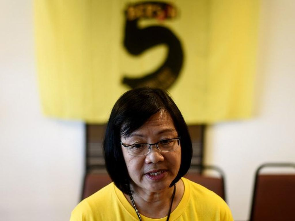 10 Hari Ditahan, Pemimpin Kelompok Bersih Dibebaskan Polisi Malaysia