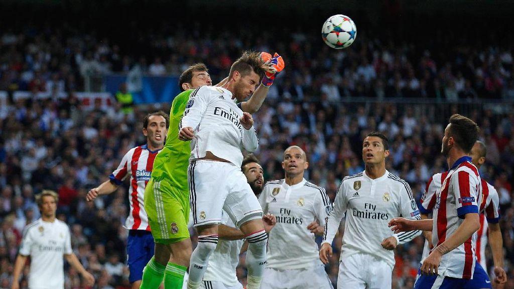 Casillas Bicara soal Derby Madrid dan Ronaldo