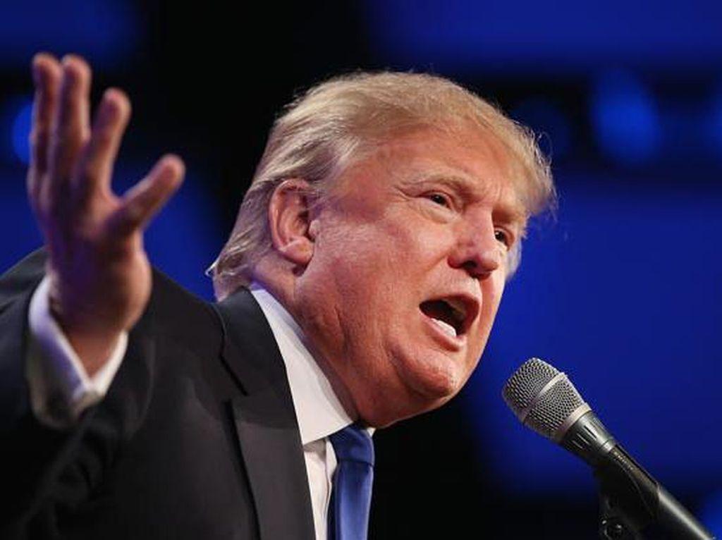 Donald Trump Ogah Undang Bos Twitter