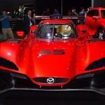 Mazda Kenalkan Mobil Balap Setara 600 Tenaga Kuda