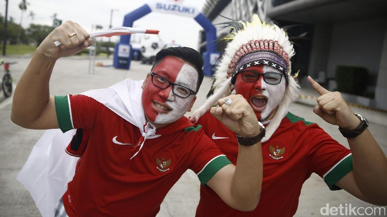 Serba Serbi Suporter Indonesia di Piala AFF 2016