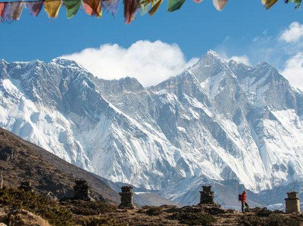 Ini Fakta-fakta Unik Gunung Everest