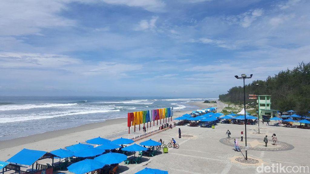 Bukan Australia, Ini Pantai Panjang di Bengkulu