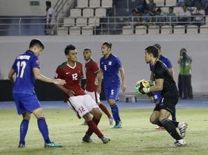 Lerby Dedikasikan Gol ke Gawang Thailand untuk Irfan Bachdim