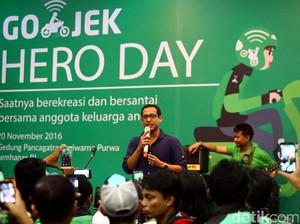 Go-Jek: Karyawan di Yogyakarta, Silakan ke Jakarta