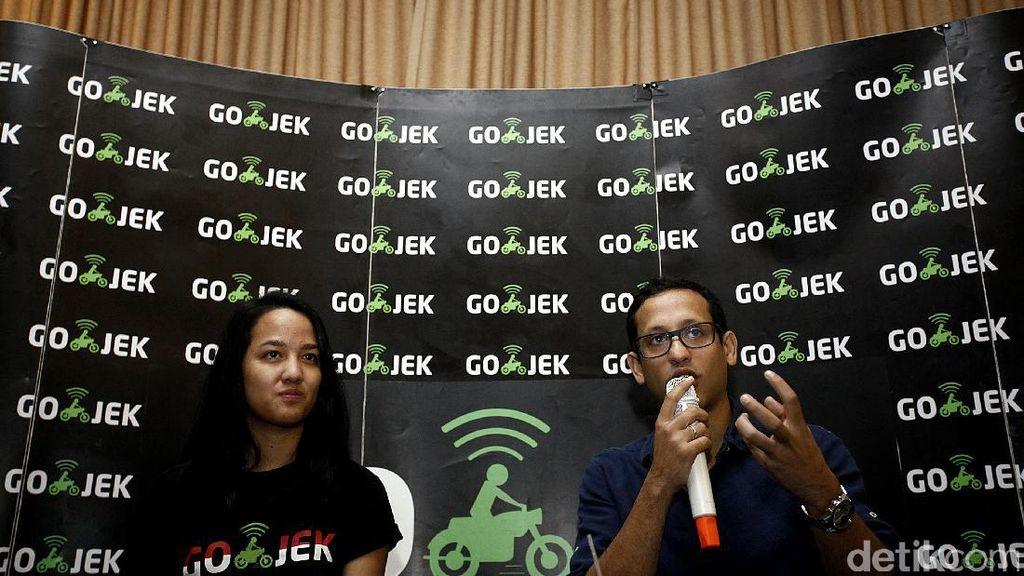 Go-Jek Jadi Nama Ajang Liga Sepakbola