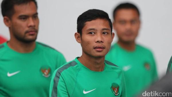 Tak Lagi Jadi Starter, Evan Dimas: Yang Penting Indonesia Menang!