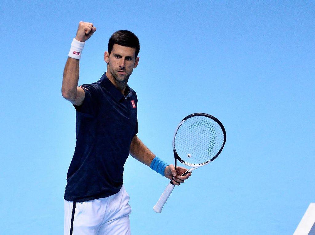 Djokovic dan Naomi Jadi Unggulan Pertama AS Terbuka